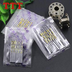 针车工机器裁缝针工零配件机针电动针织料织针脚绣花机缝纫机机针