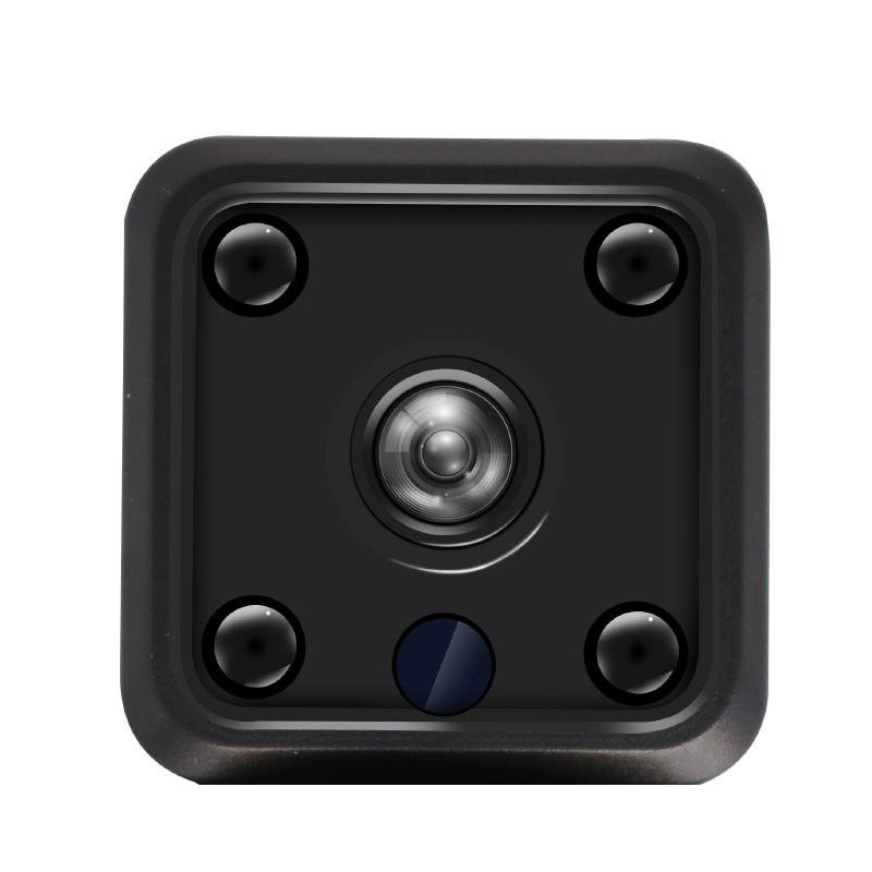 无线高清家用摄像头智能摄影机家庭远程无需网络监控器360度全景室内室外夜视太阳能户外免插电4g连小米手机