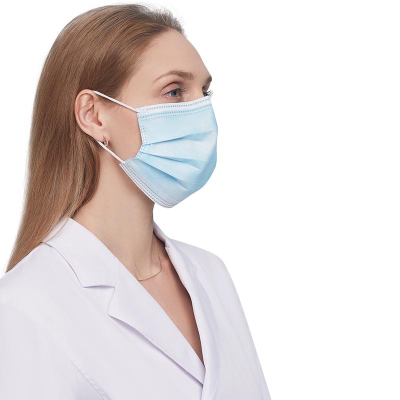纳通一次性防护口罩日常使用口罩面罩