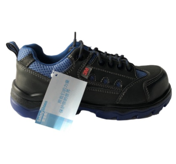 O spo5012 sports safety shoes heat resistance, oil resistance, wear resistance, weak acid and alkali resistance, low upper, anti-static and anti puncture