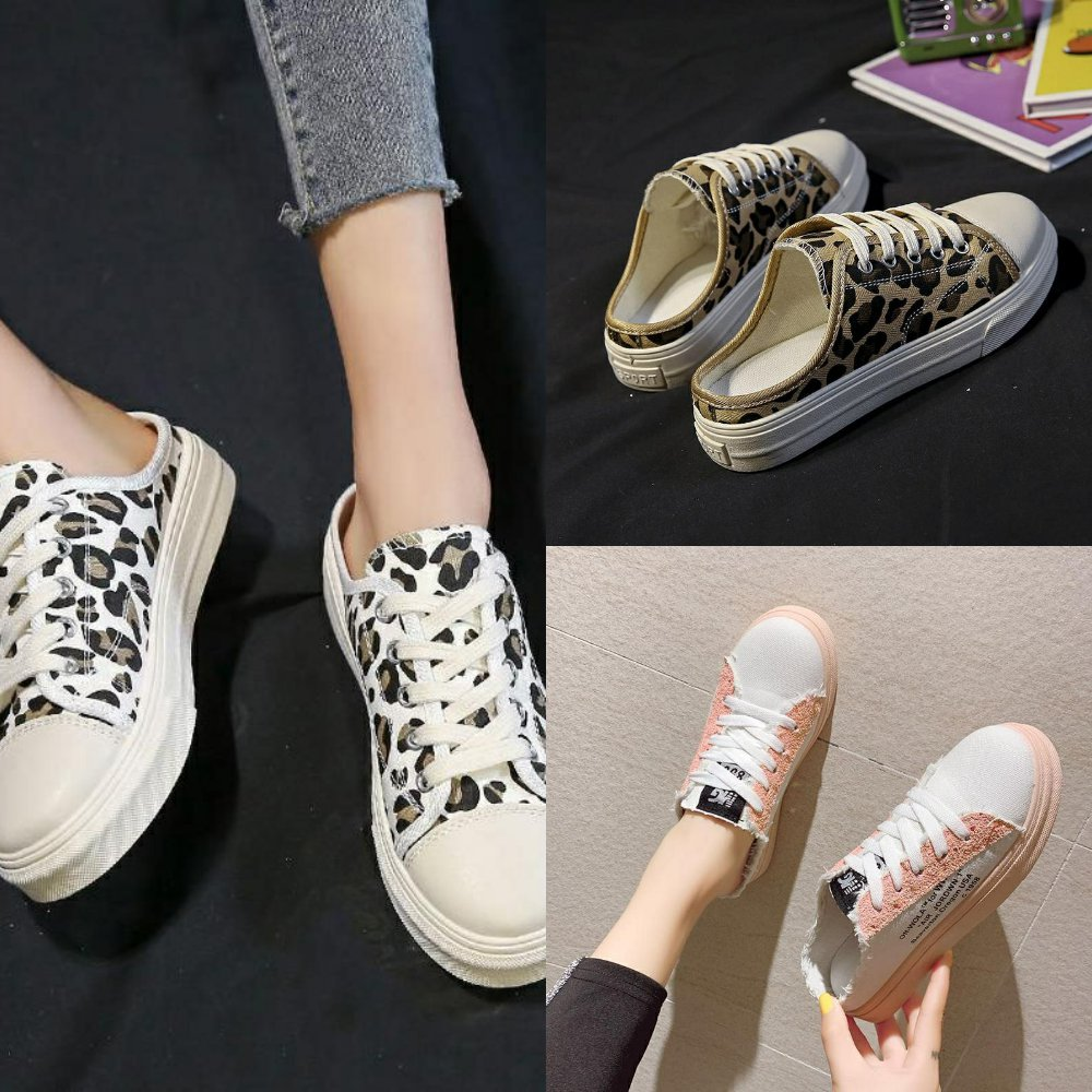 Shoes golden canvas shoes female male adult mother pattern white middle-aged and elderly high top Khaki outdoor cloth