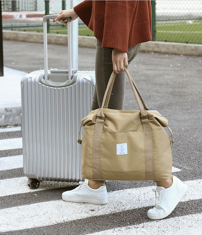 Storage bag family box autumn and winter travel bag mens travel trolley case mens creative multi-function.
