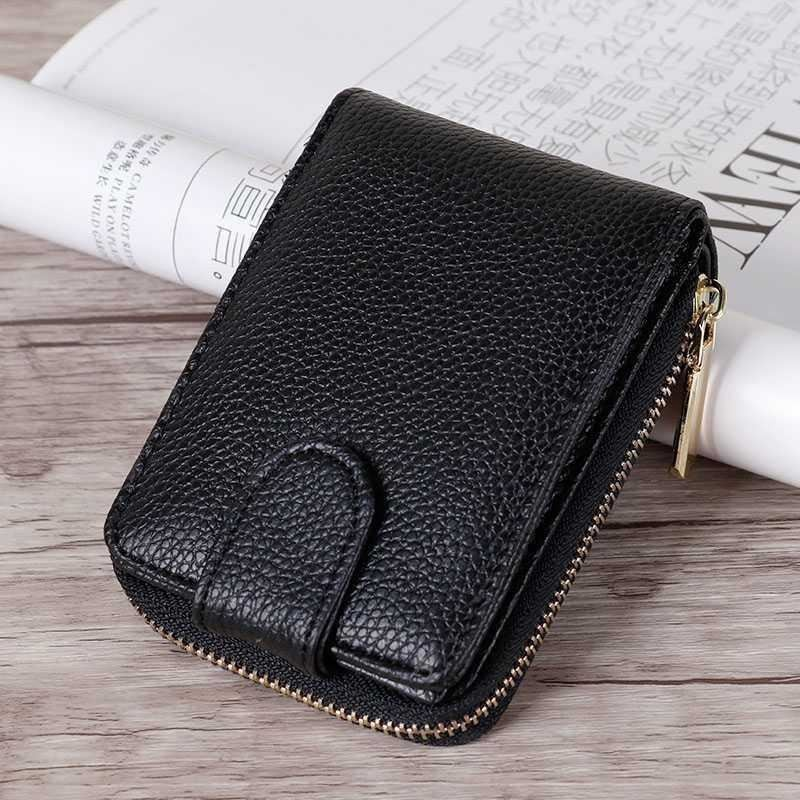 Functional chain multifunctional one man 2 small money card wallet card bag small change bag women in one bag.