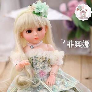 儿童布娃娃对话可爱智能巴比的女孩说话会语音玩洋娃娃火热畅销