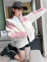 女童秋冬外套2020新款韩版洋气毛衣