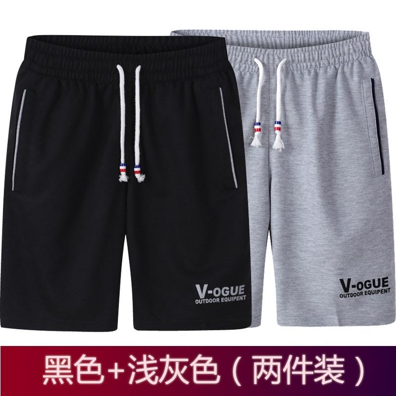 Korean mens casual mens pant, mens beach pants, middle pants, big size, mens summer sports shorts