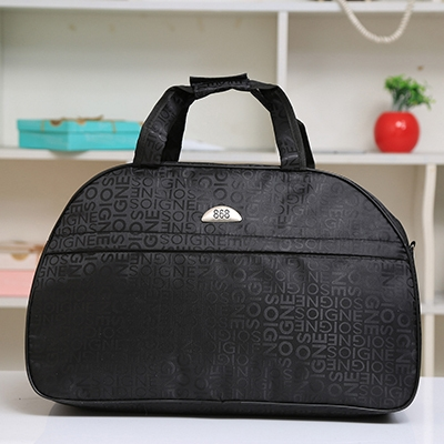Short distance travel bag can accommodate luggage waiting for delivery bag waterproof quilt large bagging capacity portable travel bag