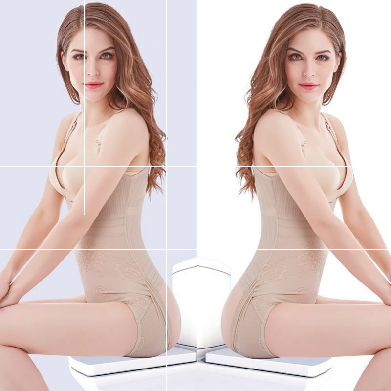 Vest style shoulder strap adjust body posture large lace gathered Jumpsuit sleeveless chest seamless body shaping underwear