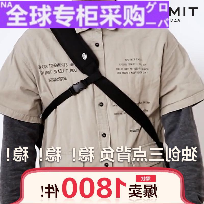 Japan IL U.S. new trend Messenger Bag Shoulder Bag Messenger Bag Messenger Bag mens and womens leisure shoulder bag