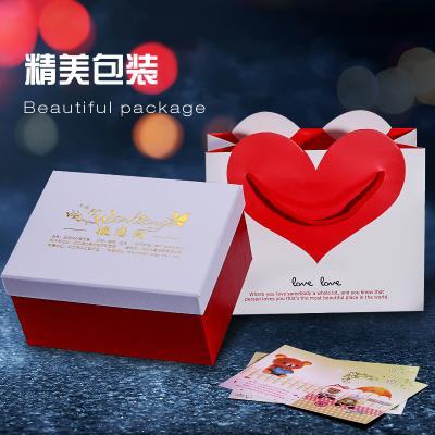 女生送礼物浪漫特殊好生日初中生男生个性的闺蜜姐妹约实用定做。