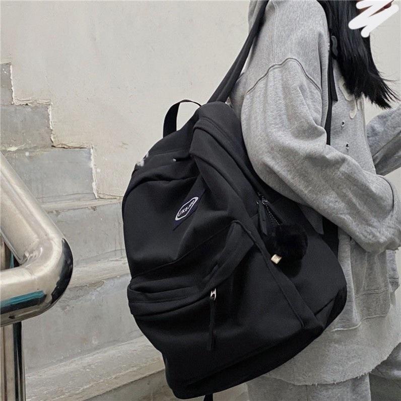 中國代購|中國批發-ibuy99|防灾背包|书包韩版原宿背包女夏斜挎大容量书包初中生时尚背包女双肩新款