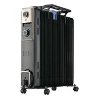 海信油汀家用节能静音电热电暖气片质量好不好