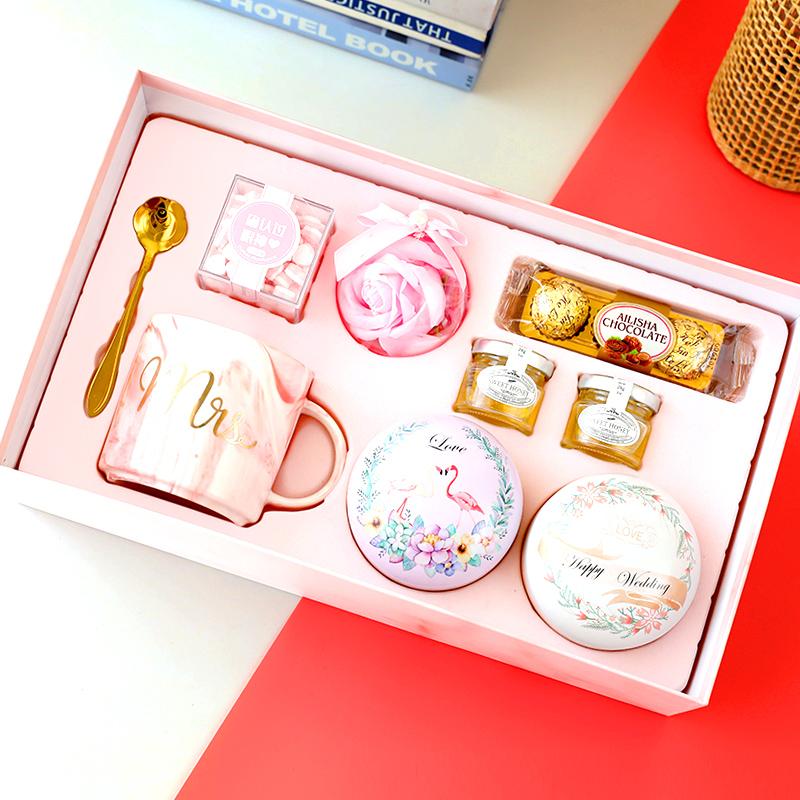 母亲节礼物送妈妈生日礼物礼盒