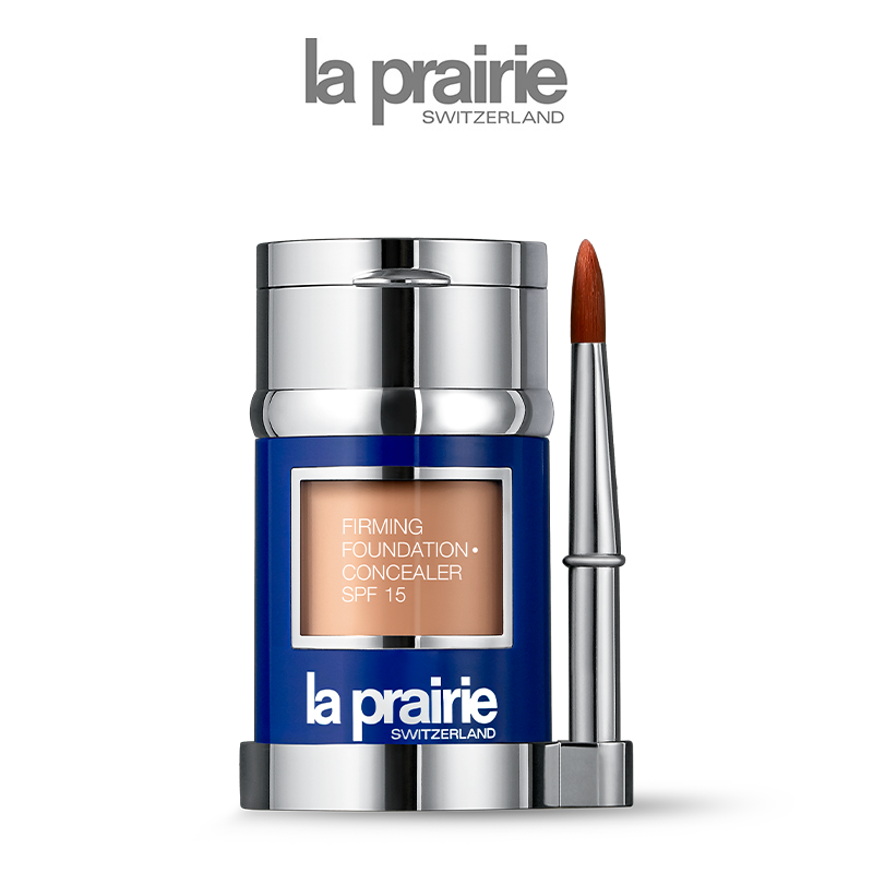 LA PRAIRIE Firming Foundation Lotion SPF15 Concealer Long-lasting Natural Makeup