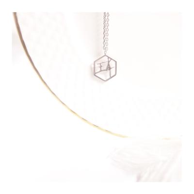 王一博应援项链签名c锁骨链同款陈情令周边粉丝礼物设计饰品