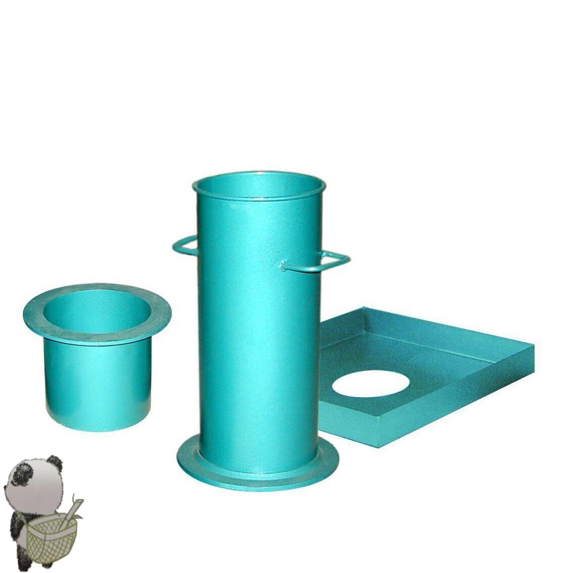 基板实法度/压/标定罐砂灌灌筒沙底盘仪200灌100公路试验桶150砂