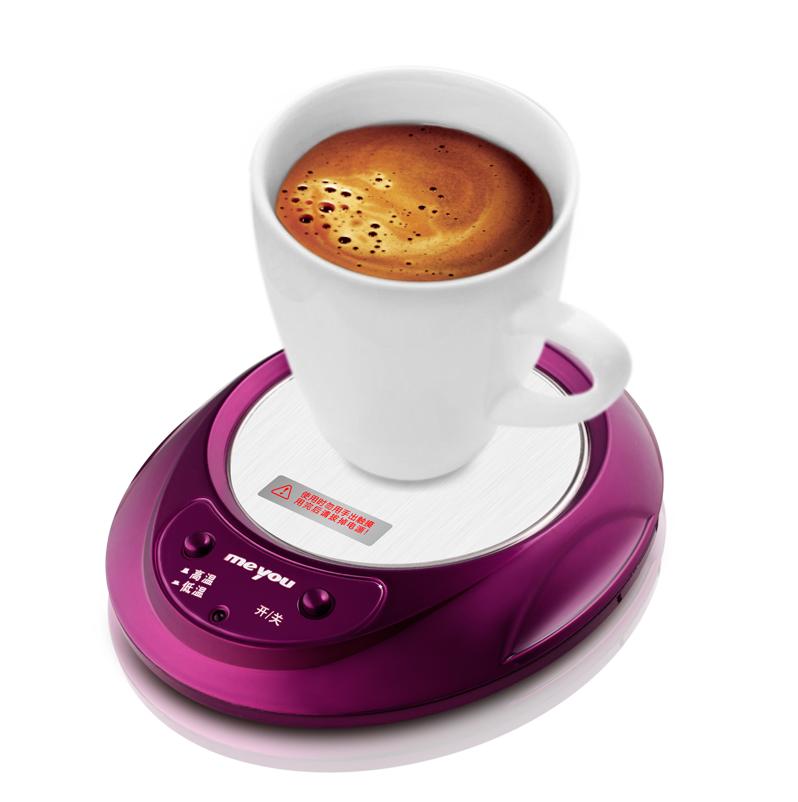 保温底座水杯加热器茶杯恒温宝茶壶加热杯垫热牛奶器保温奶瓶