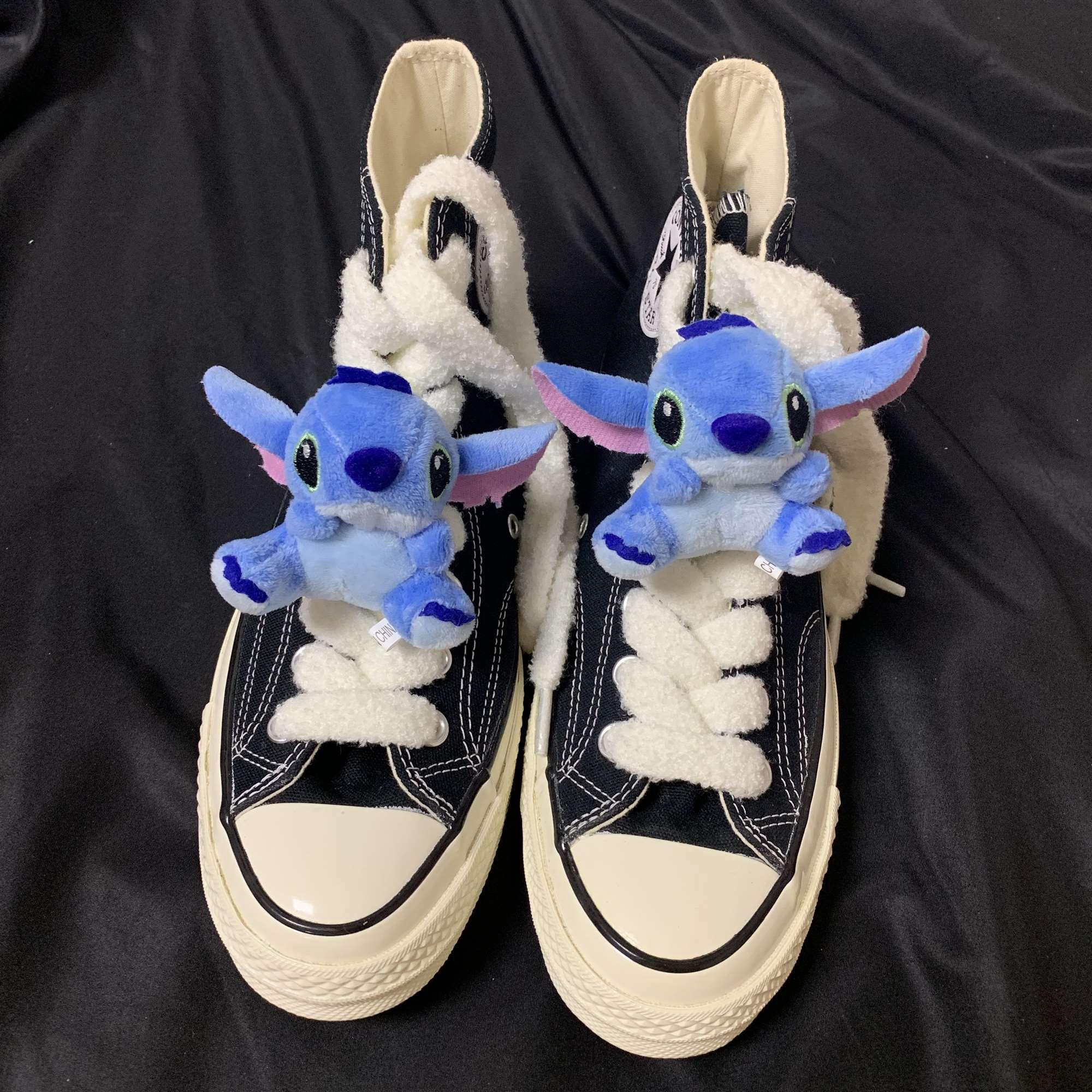 鞋带扣玩偶装饰可爱卡扣卡通帆布鞋扣花配件鞋子饰品鞋配件。