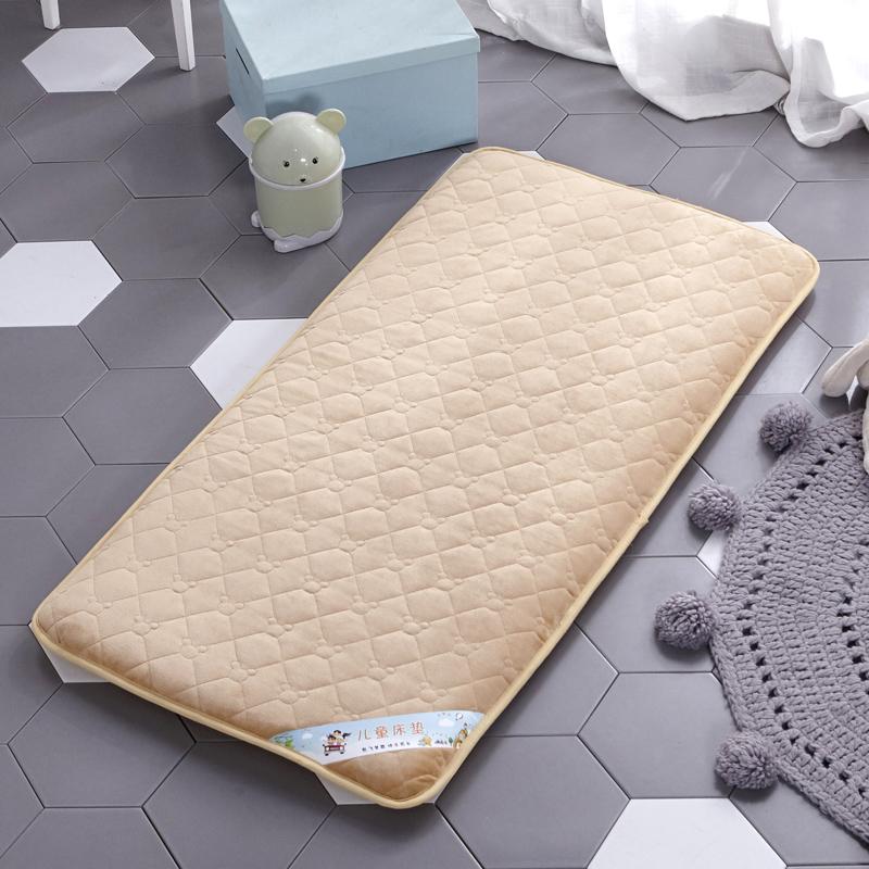 宝宝儿童幼儿园床垫四季午睡垫芯透气垫婴儿床榻榻米垫被床褥子。