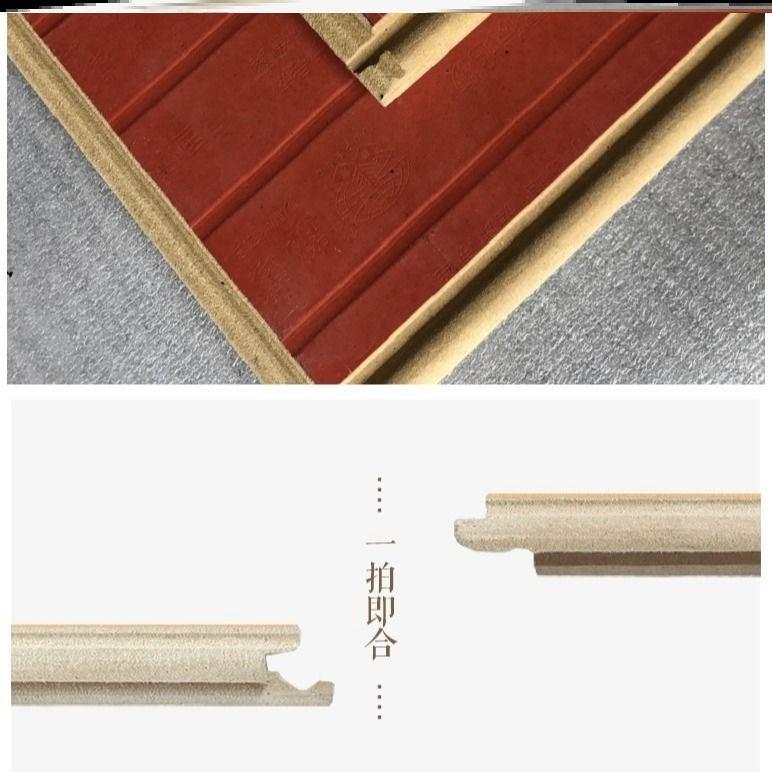 木地板包安装强化复合木板家用北欧环保防水耐磨仿实高密度纤维板