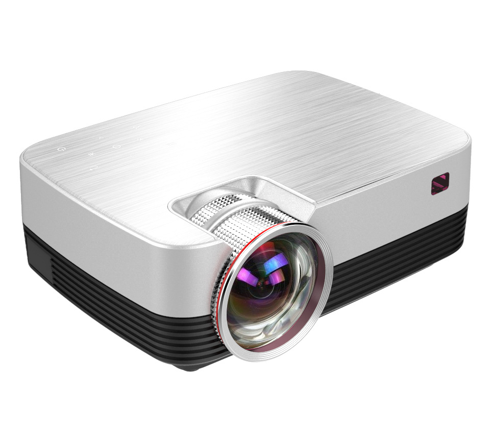 Projector home micro led HD entertainment q6wifi 1080p projector Mini Android portable
