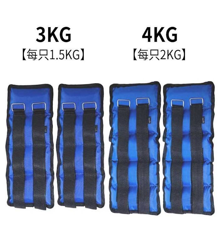 Weight bearing Leggings sandbag running mens and womens fitness equipment