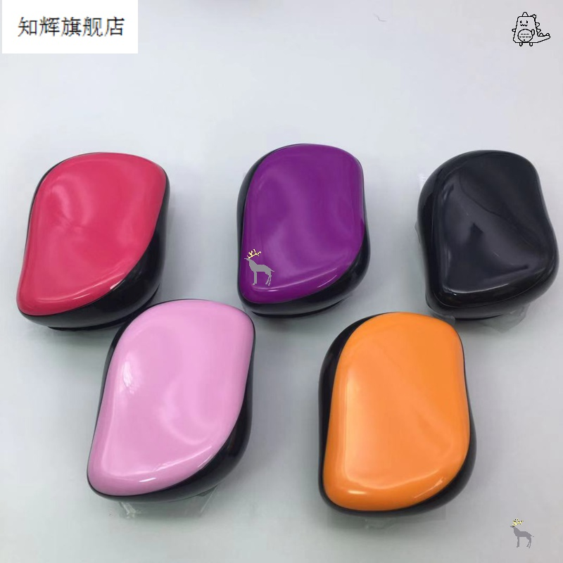 Do not comb 6D, comb 6D traceless wig, knot hair, massage comb, special anti-static hair comb