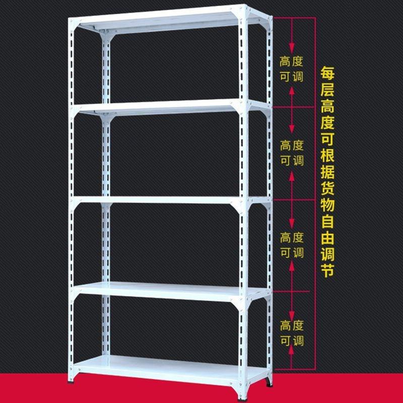货架自由组合不锈钢可拆卸组装展示多层功能货柜厨房置物家用超。
