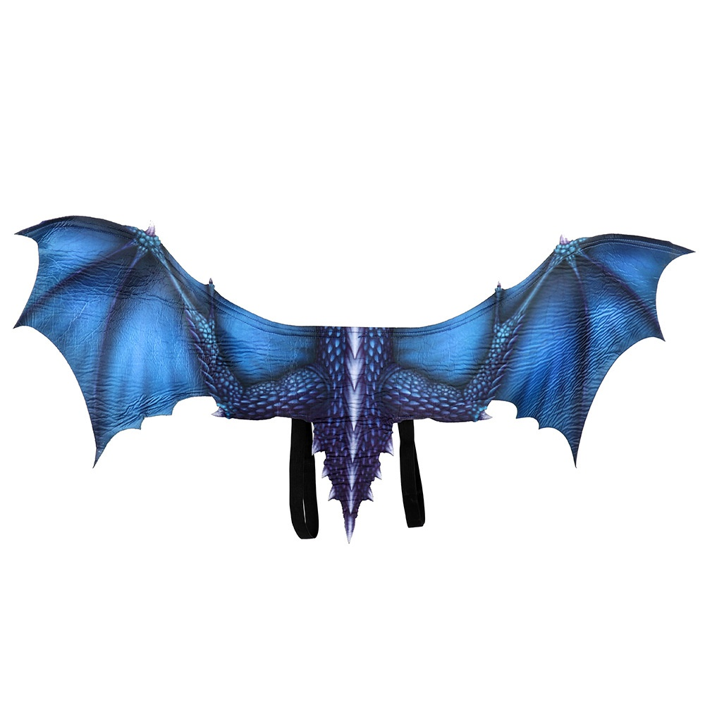 Halloween Carnival B adult non woven Dragon Wings Cosplay wings props