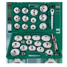 帽式機油格套筒碗濾汽車維修保養工具套裝濾芯拆卸機濾濾清器扳手圖片