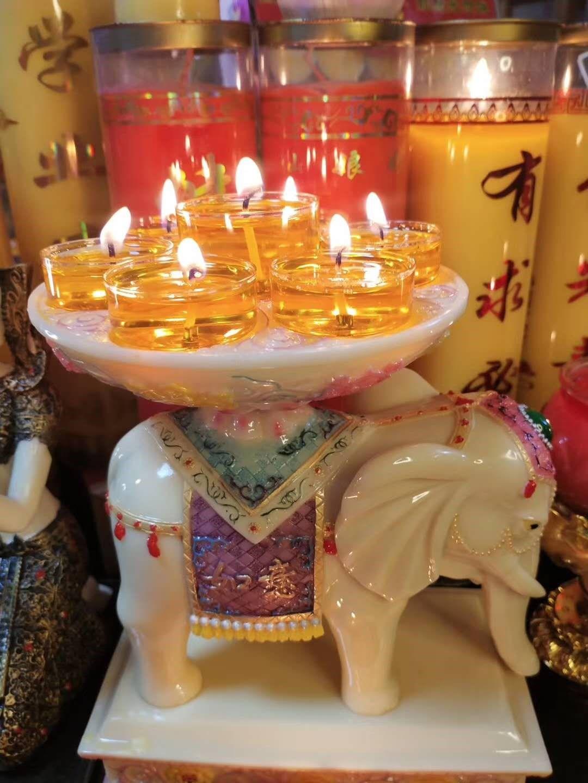 Масленные свечи Артикул 646536405300