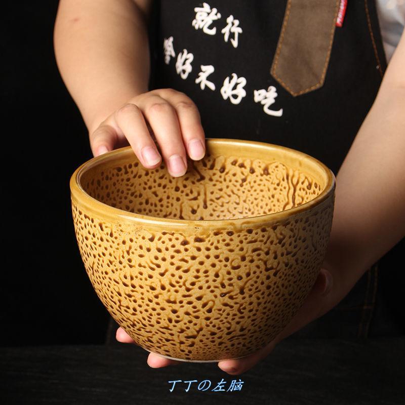 钵钵鸡盆创意麻辣烫碗大碗钵钵鸡深碗串串香碗加厚隔热火锅调料缸