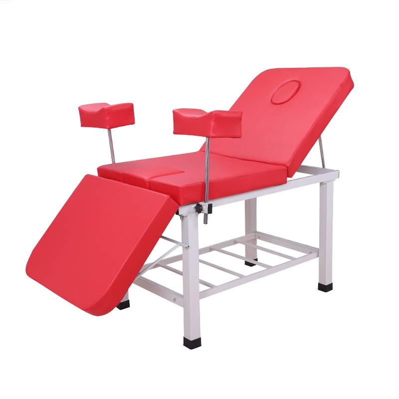 Examination table multifunctional gynecological privacy folding with gynecological and obstetric gynecological bed outpatient bed for testing high-grade privacy