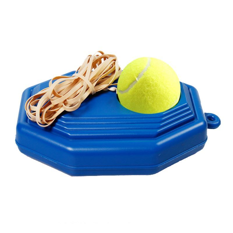 Tennis column thickening reduces the serving of toy game device Fashion Net Pet single player ball device pressure line training