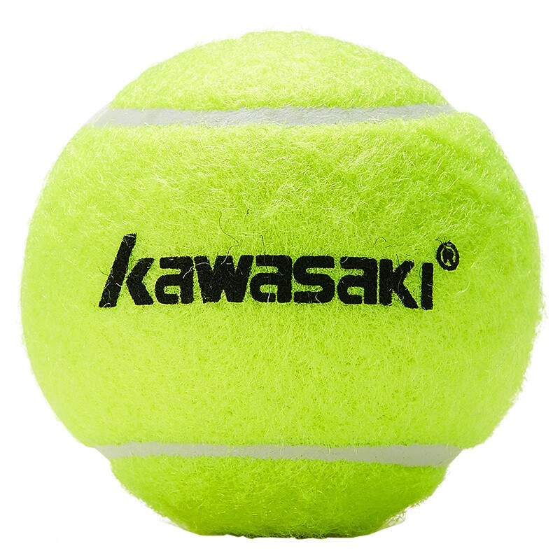 Authentic tennis high elastic and durable training ball