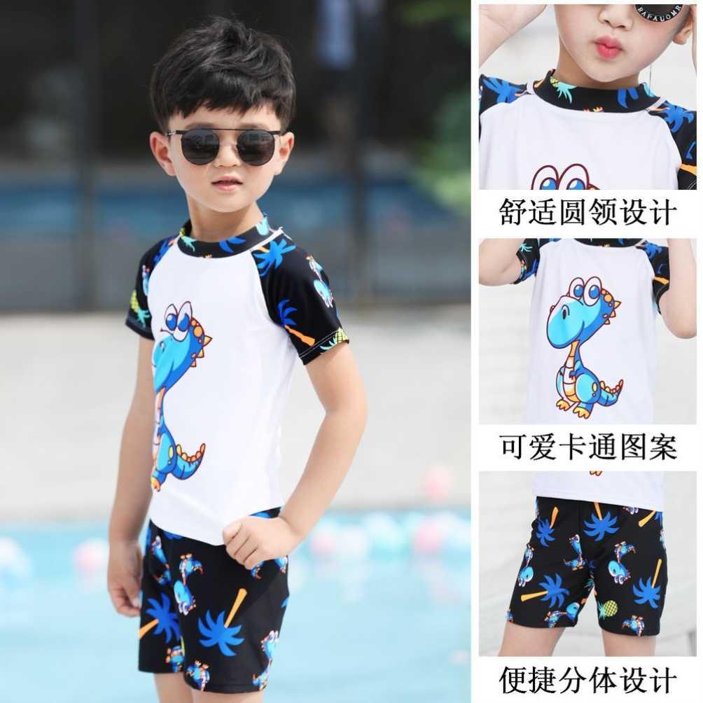 3泳装4韩版5分体儿童6男孩子7时尚8式游泳9泳衣2男童服10岁11四。