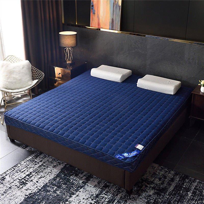 床垫家用睡垫加厚1.5米榻榻米垫学生宿舍床垫海绵垫子1.8床软垫子
