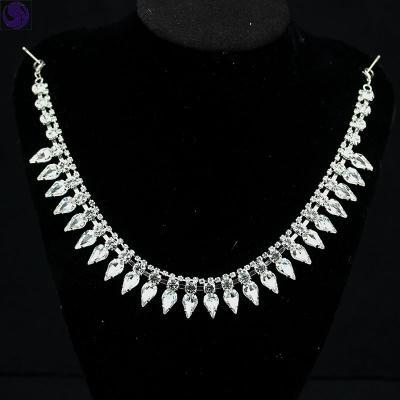 DIY base chain shirt collar accessories womens chain detachable accessories Collar Necklace decorative collar