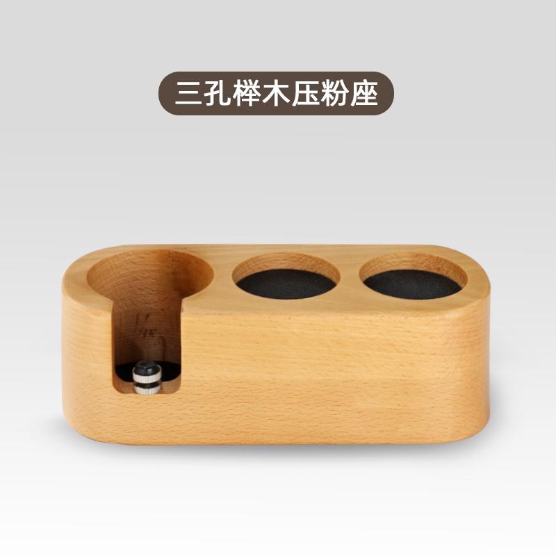 .马龙咖啡家用布器德压不锈钢器粉专用卡51mm粉吧台器具龙咖啡机.