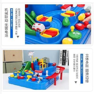 立体コントローラー6歳プレゼントトラック交通ゲーム5歳おもちゃセット