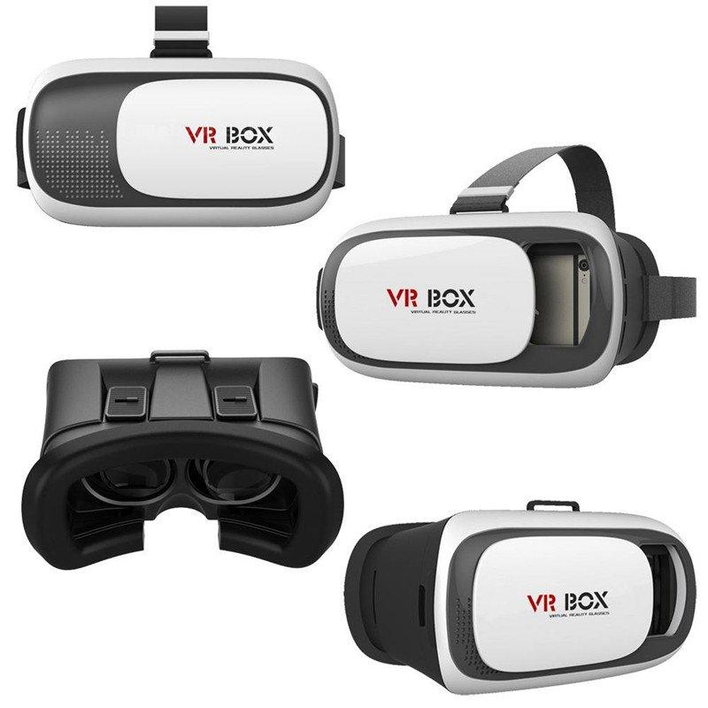 VR眼镜3D立体眼镜vr虚拟现实3D效果头戴式智能眼E镜VR