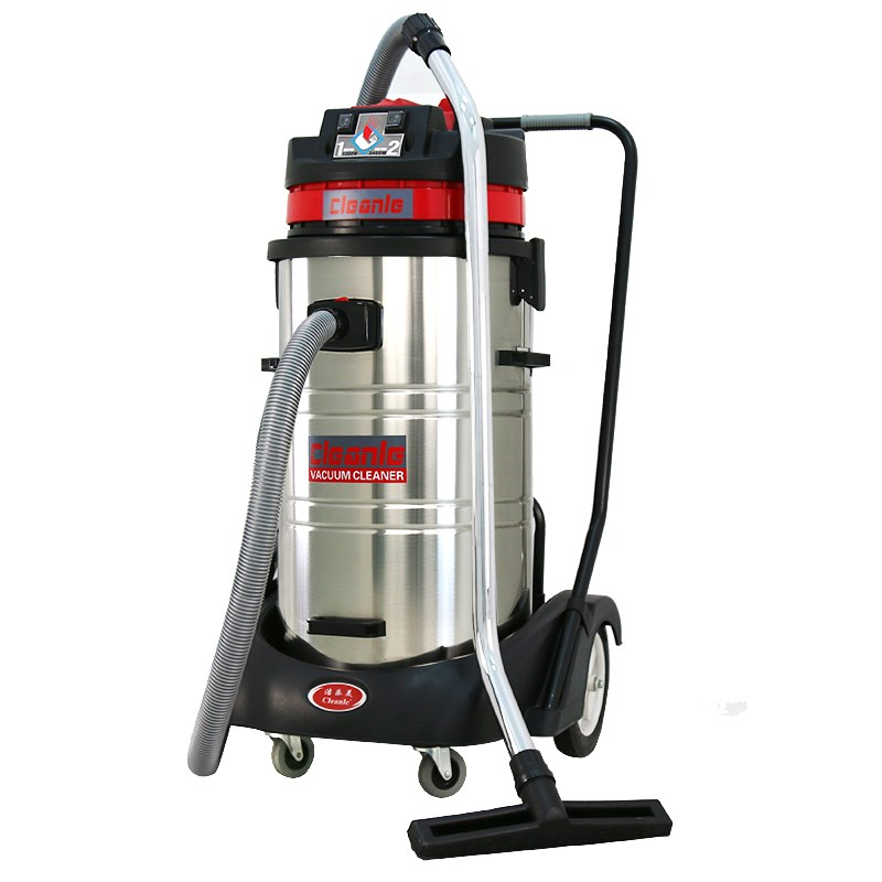 Jielemei industrial vacuum cleaner gs-2078s vacuum high power dust collector carpet suction equipment package