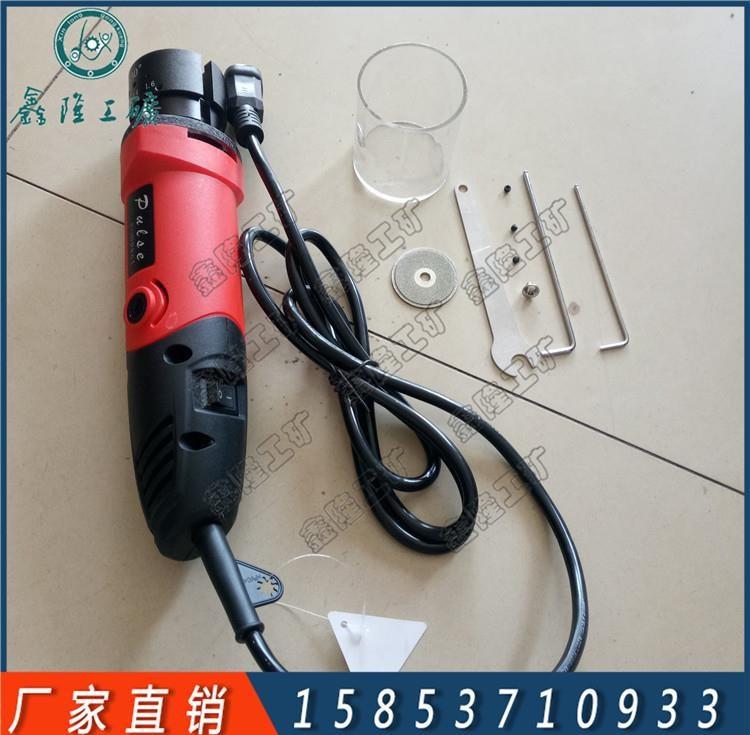 简易钨磨尖机钨棒研磨机氩弧焊钨磨削机自动磨削平口及切断。