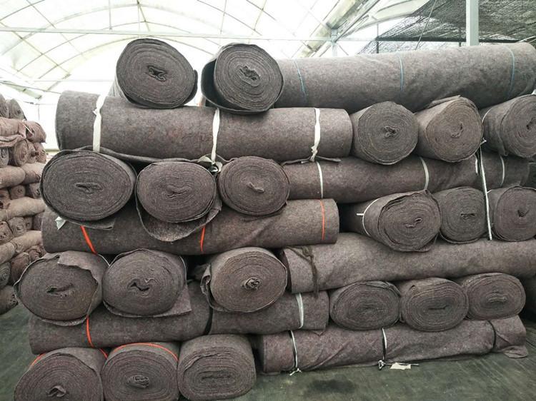 中國代購|中國批發-ibuy99|保温毯|工程土工布公路养护毯防水毛毡大棚保温棉水泥路面混凝土防雨毡布