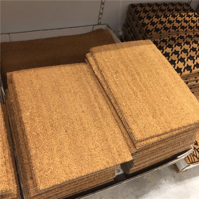 宜家国内代购特兰帕门垫胶乳材料底防滑家用客厅进门地毯玄关垫子