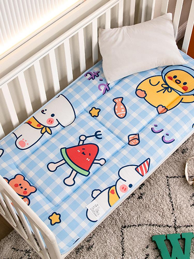 幼儿园床垫四季通用垫子午睡无甲醛婴儿全棉儿童床垫软垫褥子夏天