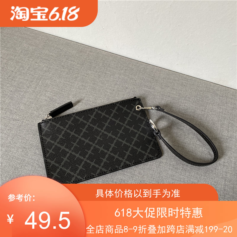 Small zipper bag, small hanging bag, certificate card bag.