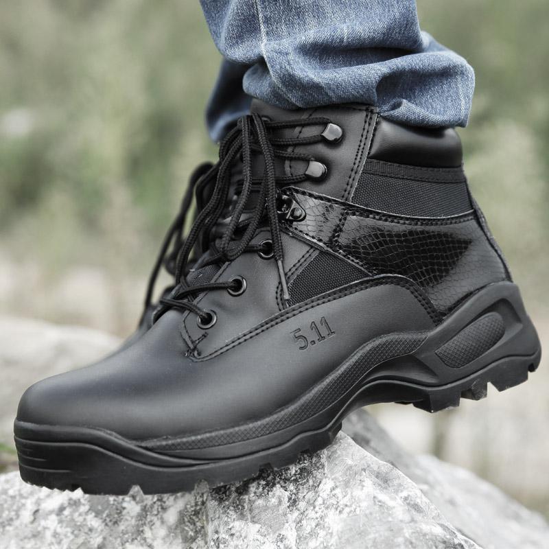511低帮靴沙漠靴战术靴特种作战靴户外超轻登山靴鞋防滑春季