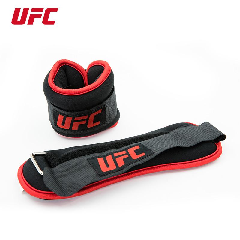 UFC负重沙袋跑步绑腿脚踝运动训练绑手腿部装备学生踝部重量沙。