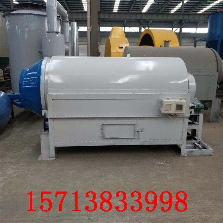 Cat litter particle dryer health sand drying equipment can produce 500kg bean dregs and bread w crumbs
